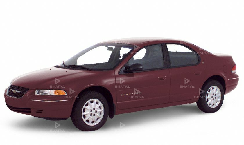 Диагностика ошибок сканером Chrysler Cirrus в Перми