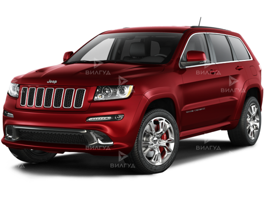 Диагностика ошибок сканером Jeep Grand Cherokee SRT8 в Перми